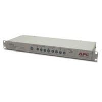 KVM switches - APC KVM Switch 8 port <b>LET OP!</b> geen kabels bijgeleverd! - AP9258