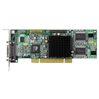 VGA kaarten - Matrox G550 LP PCI LFH-60 32MB - G55MDDAP32DSF