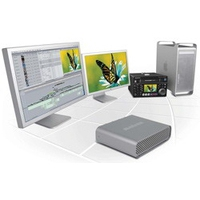 VGA kaarten - Matrox MXO DVI-I in/out  NBC/S-Video/compositeoutput - NTSC/ PAL/ NTSC-EIAJ - MXO