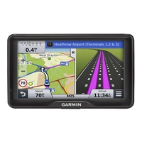 Navigatie (GPS) - Garmin Camper760 LMT-D7.0i DisplayCustomisedCamper RoutingEuropeCamper specific directories (ACSI and MHF)Camper Trip PlanningLifetime Updates - 010-01168-01
