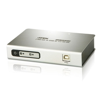 Controllers - Aten 2 port USB2.0-to-Serial HUB - UC4852-AT