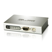 Controllers - Aten USB / Converter 4 port USB2.0-to-SerialHUB for RS-422/RS-485 - UC4854-AT