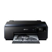 """Foto printers - Epson SureColor SC-P600 - 13"""" groot formaat printer - kleur - inktjet - A3/Ledger - 5760 x 1440 dpi - tot 6 ppm (mono) / tot 6 ppm (kleur) -capaciteit: 120 vellen - USB 2.0, LAN, Wi-Fi(n) - C11CE21301"""