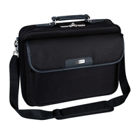 Notebook tassen - Targus 16in CN01 NOTEPAC Zwart LAPTOP BAG - CN01