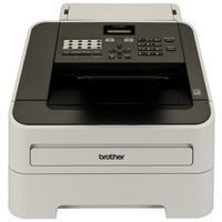 Fax en digital senders - Brother FAX-2840 - Fax / kopieerapparaat - Z/W - laser - 215.9 x 355.6 mm (origineel) -216 x 406.4 mm (doorsnede) - 250 vellen- 33.6 Kbps - FAX-2840