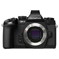 Digitale fotocameras - Olympus E-M1 Body 16 Mpix Zwart Micro Four Thirds - V207010BE000