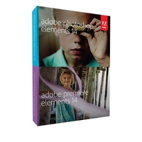 Office suites - Adobe PHSP & PREM Elements 14 Windows - 65263973