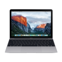 Notebooks - Apple MacBook 12 Space Gray 1.1G 256G NL - MLH72N/A